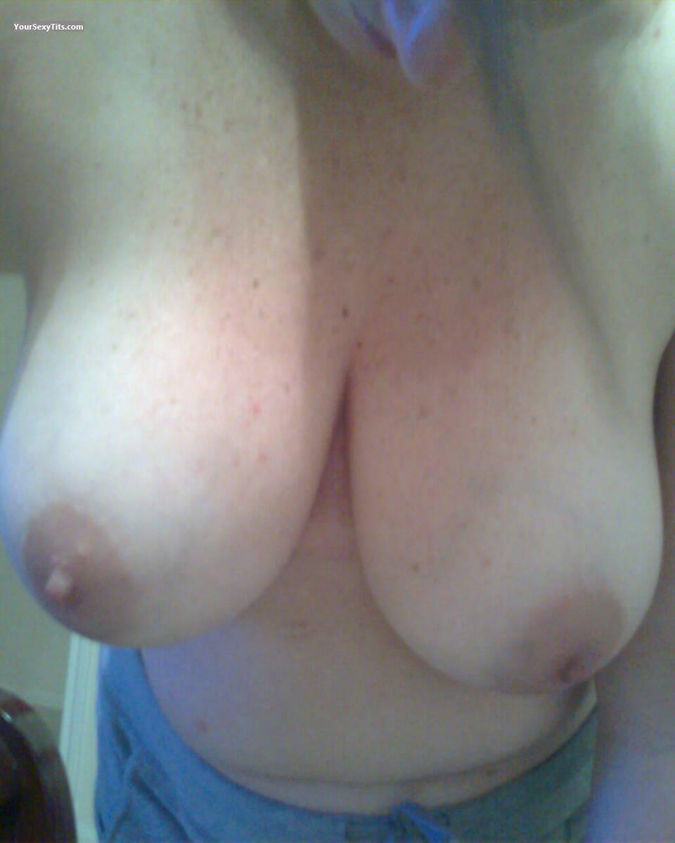 Tit Flash: Medium Tits - DeerparkTX Jen from United States